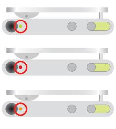iPod shuffle 第4世代のバッテリー残量の確認方法